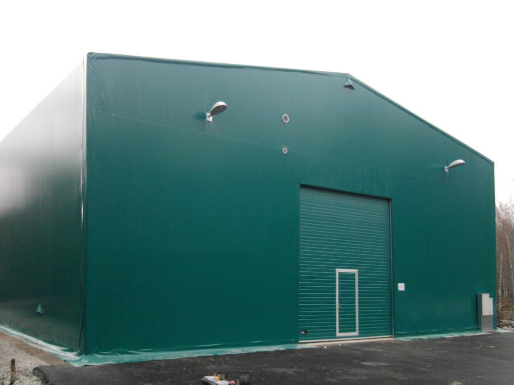 roheline pvc hall